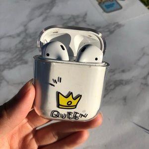 ✨💙 Queen 👑 AirPod Case
